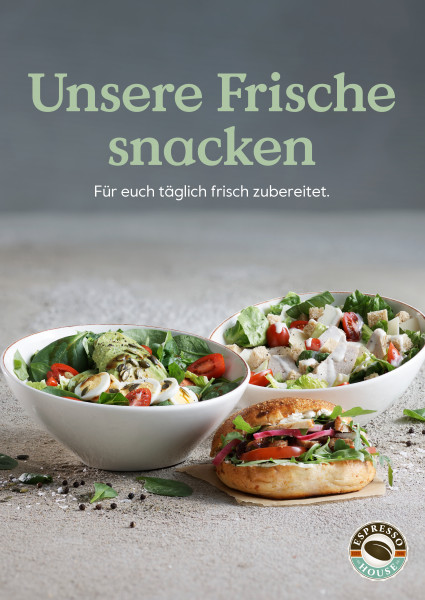 "A1 Plakat ""Lunch"" EH"
